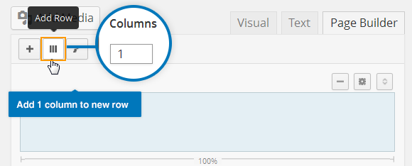 Add 1 Column To New Row