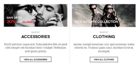 DW Woocommerce Category info widget
