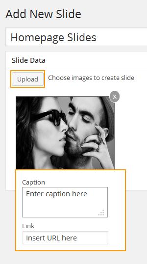 upload and edit slide images
