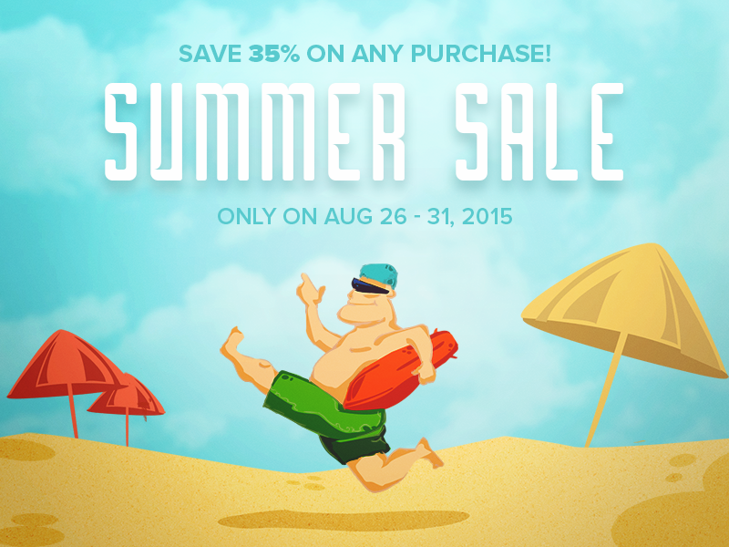 DW Huge Summer Deal