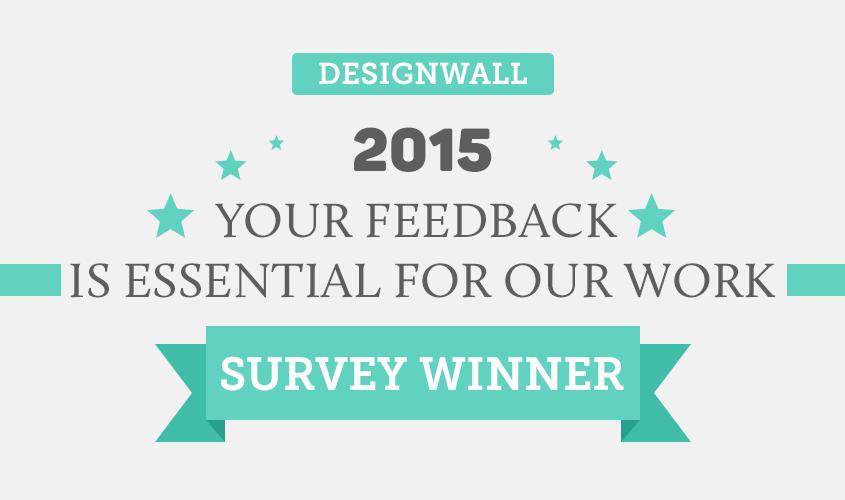 DW Survey Giveaway