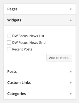 Allow to embed HTML/Shortcode and Widget into Menu Description