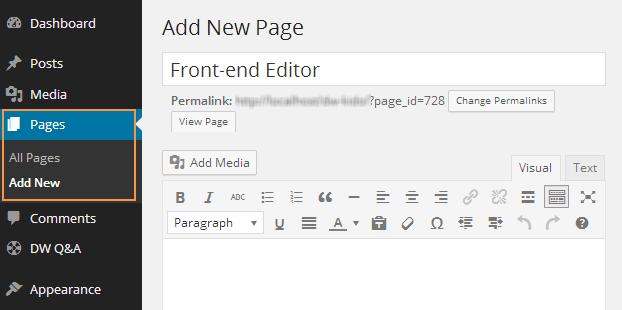 Post Formats | DesignWall