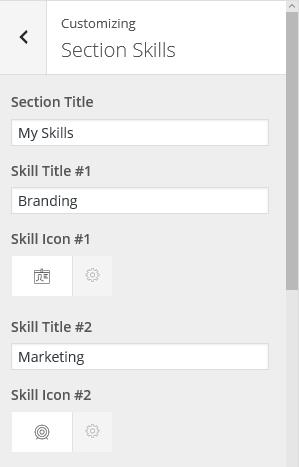 DW Resume - Manage Skills