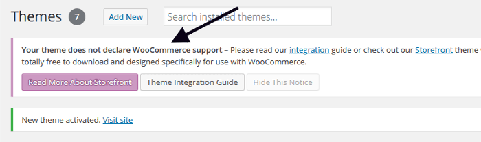 Declare WooCommerce Support