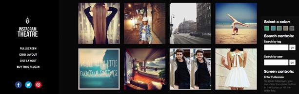 Instagram Theater