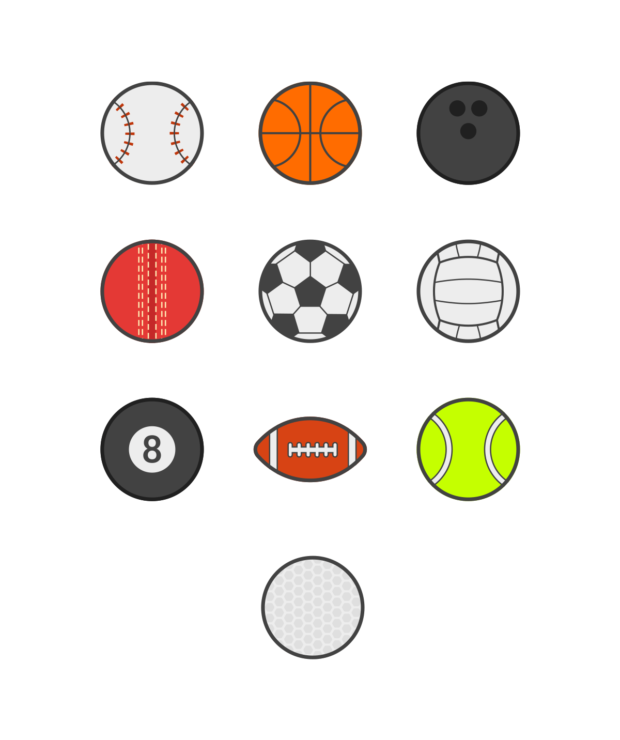 100+ Awesome Sets of Free Icons