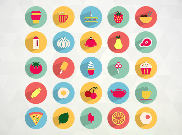 food-drink-icons-free