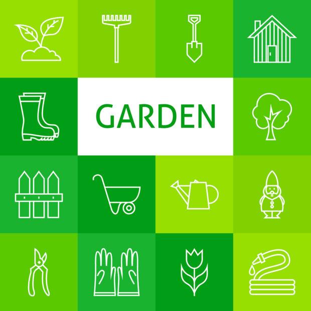38-free-garden-line-art-icons