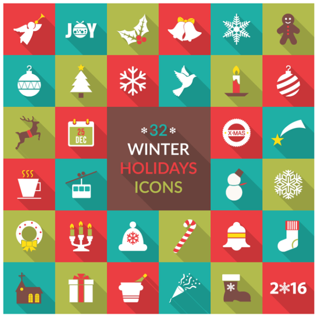 40-32-flat-winter-holidays-icons