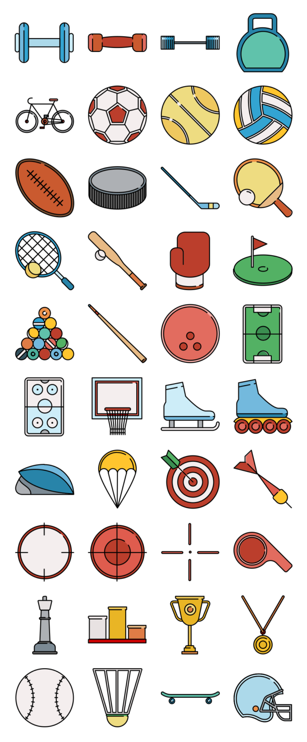 8-colored-icon-set