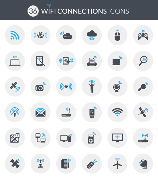 9-wifi-connections-free-icons