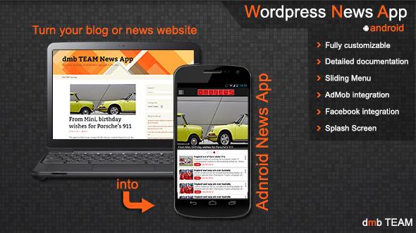5 Best Free and Premium WordPress Mobile Apps | DesignWall