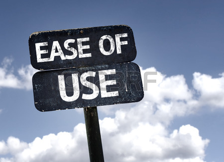 56659645-ease-of-use-sign-with-clouds-and-sky-background