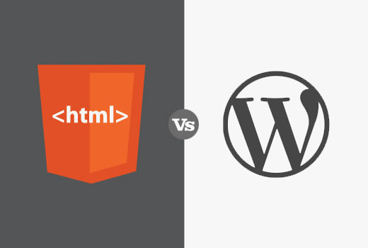 wordpress and HTML overview