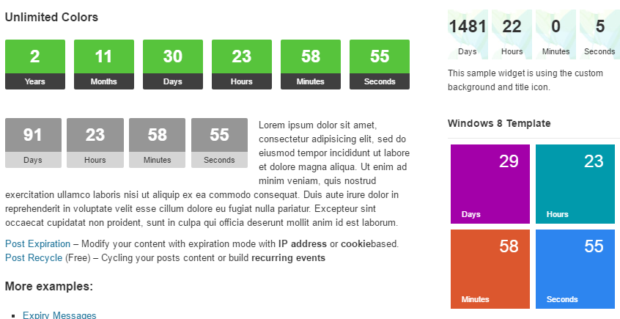 Best Free & Premium WordPress Countdown Timer Plugins