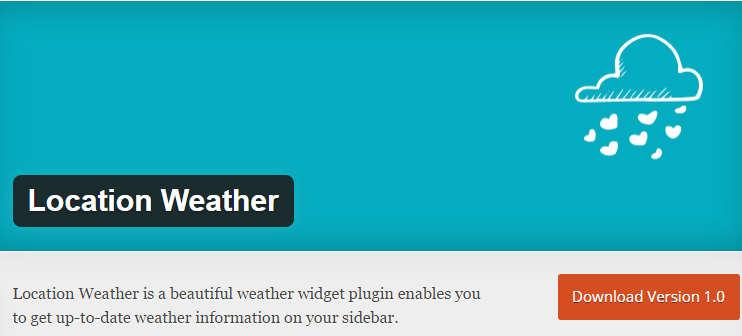 location weather