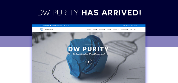 dw purity