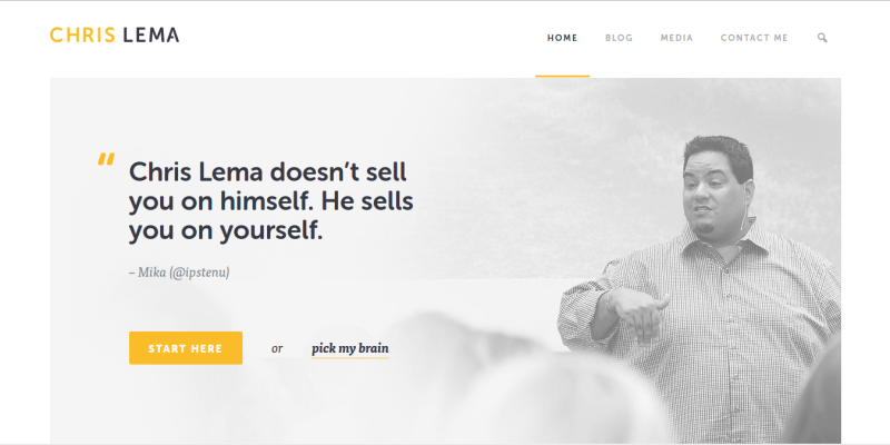 Chris Lema WordPress Blog