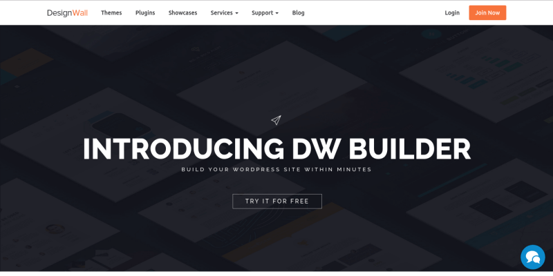 DesignWall WordPress Blog