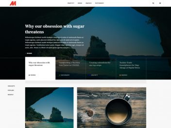 DesignWall – The Home of WordPress